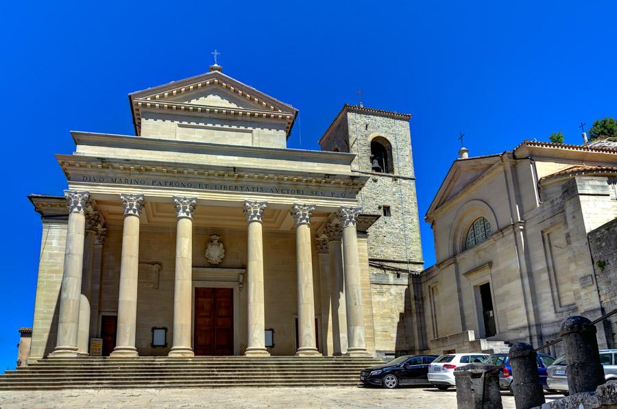 Basilica di San Marino, San Marino