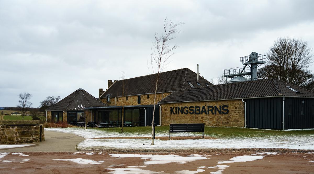 Kingsbarns Distillery