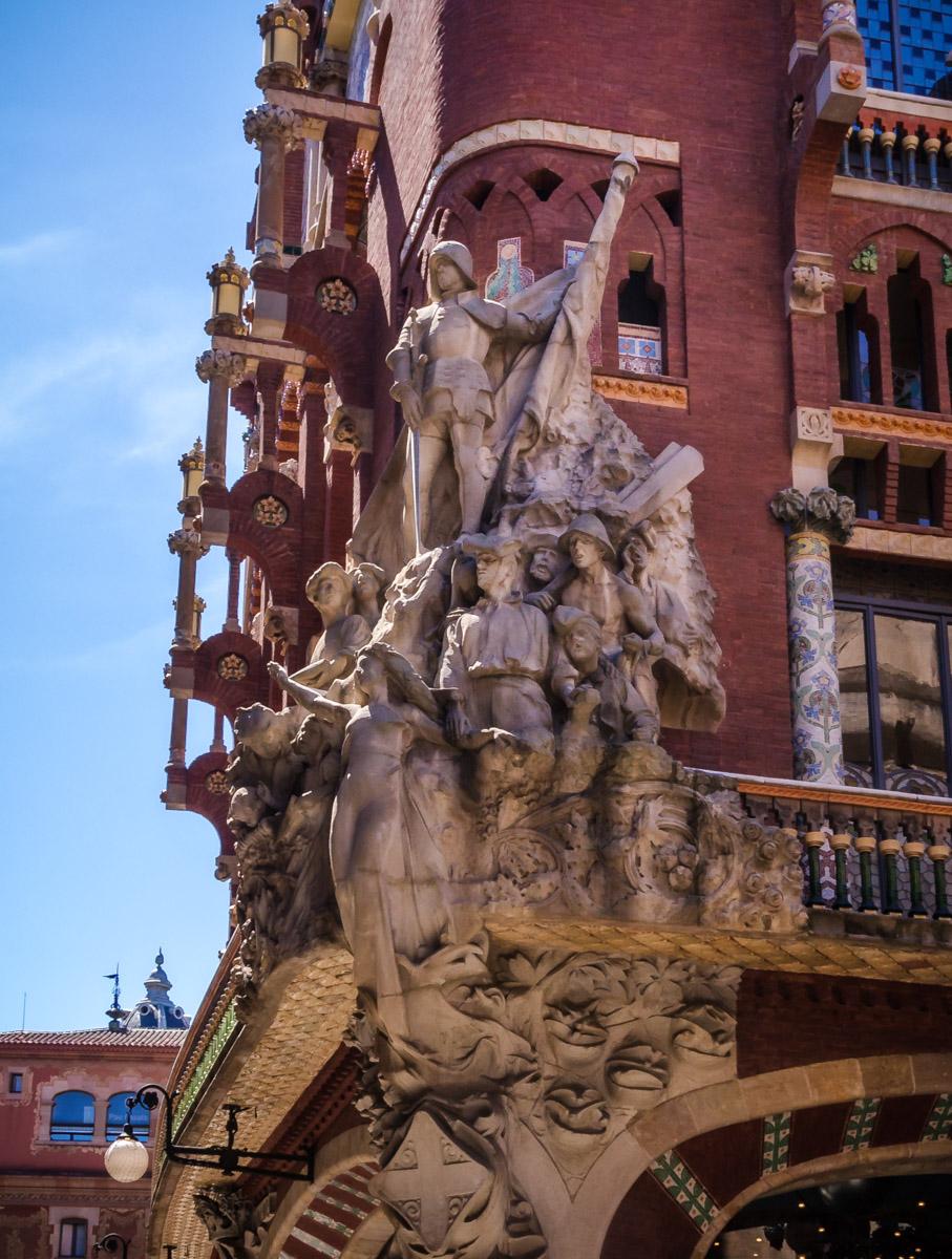 Palau de la Música Catalana, Barcelona
