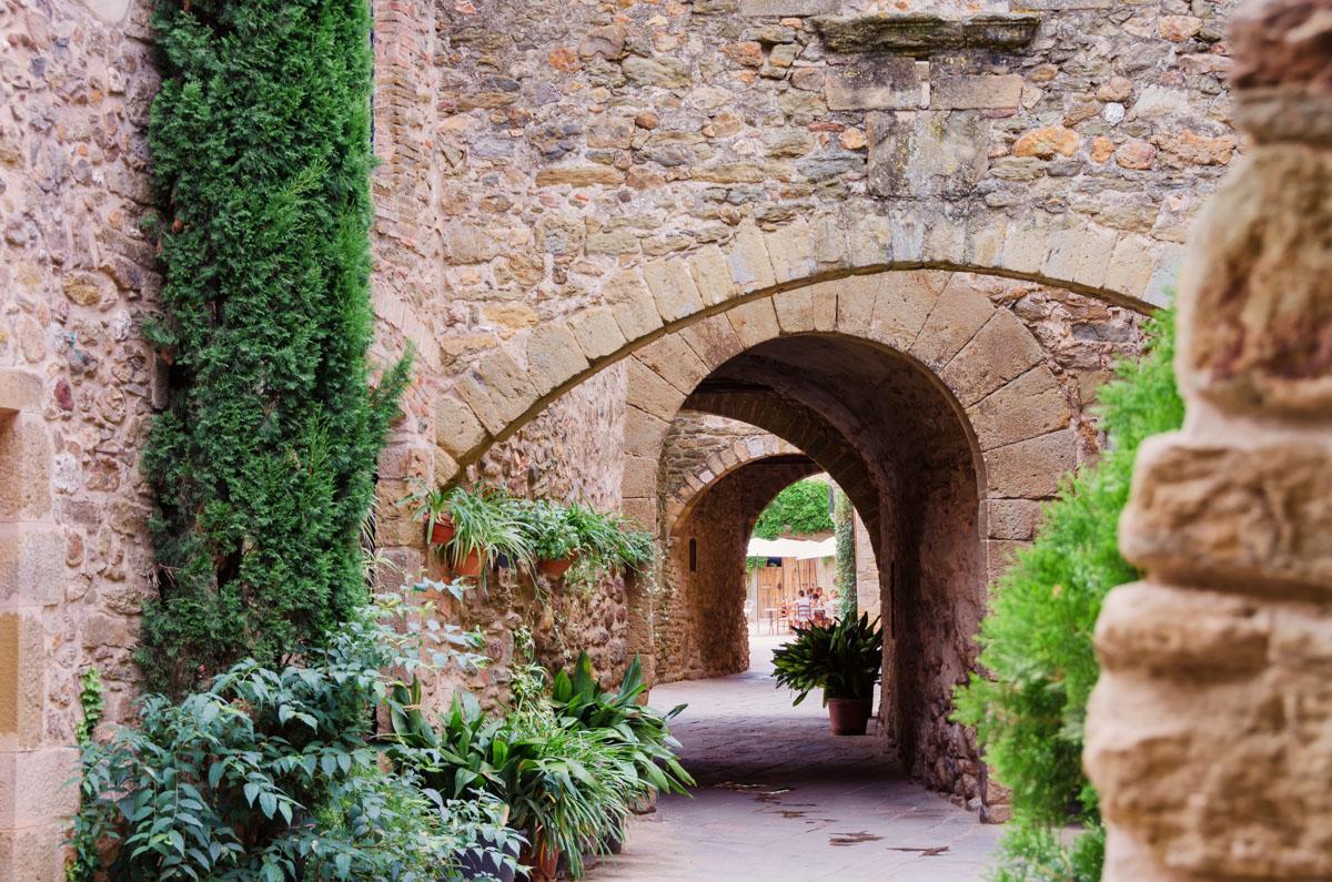 Monells, Catalonia, Spain