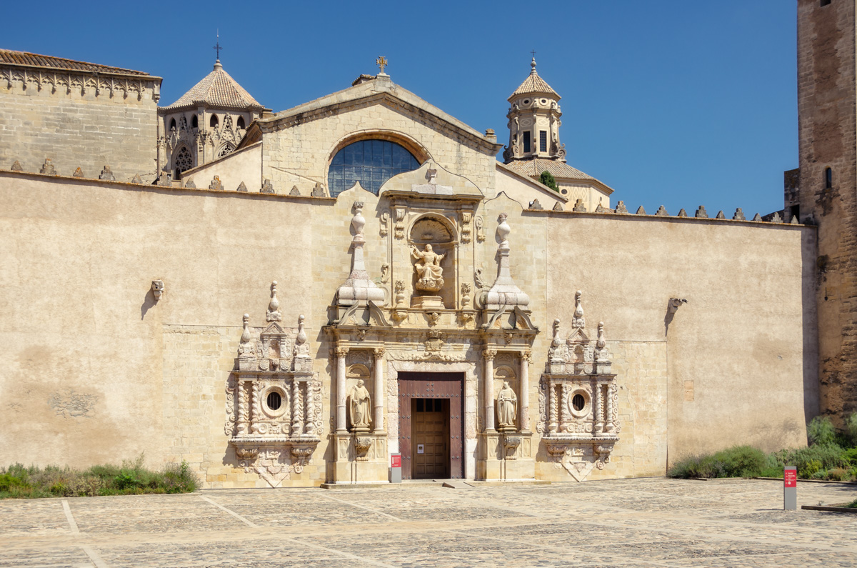 Poblet Monastery, Catalonia, Spain