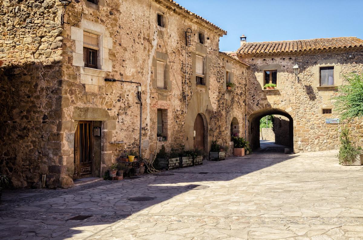Pubol, Catalonia, Spain