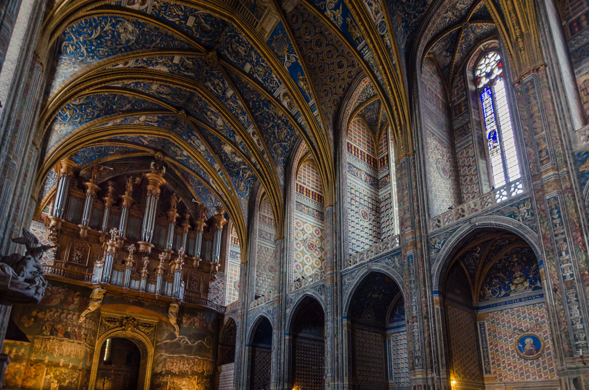 Cathédrale Sainte-Cécile, Albi, France