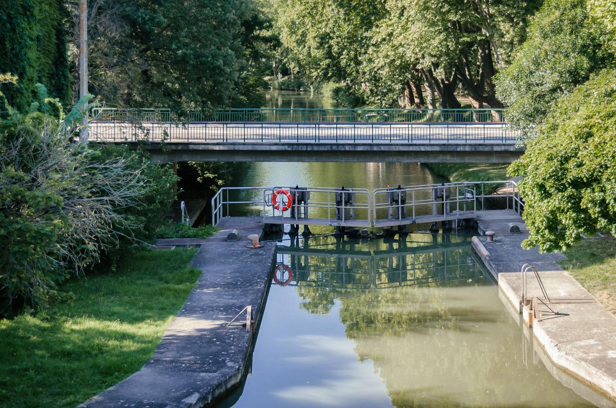 Canal du Midi, France