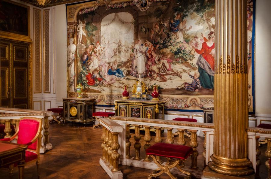 Inside Royal Palace, Stockholm