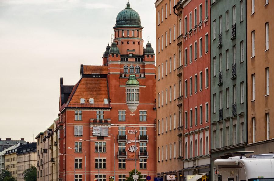In Vasastan district, Stockholm