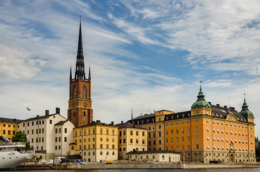 Riddarholm Church, Stockholm