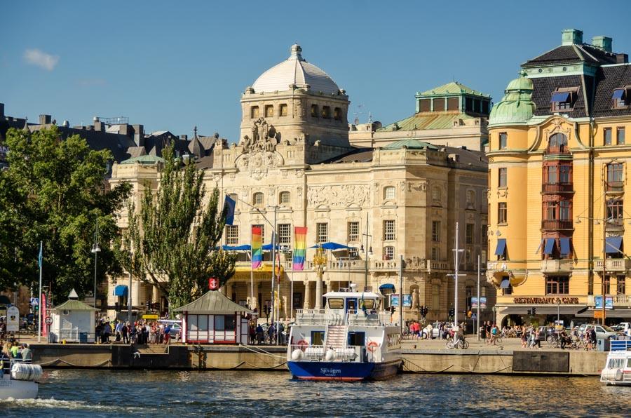 Royal Dramatic Theater, Stockholm