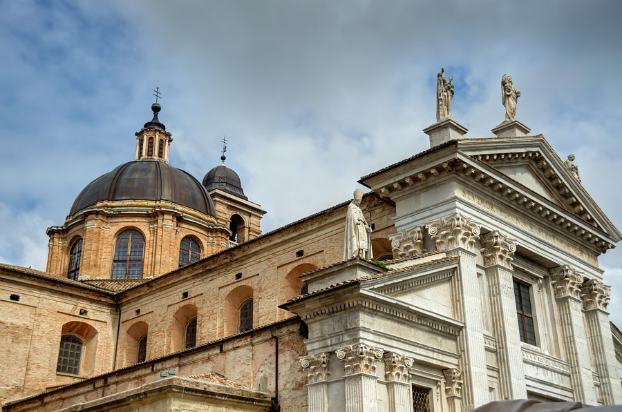 Urbino Cathedral, Italy