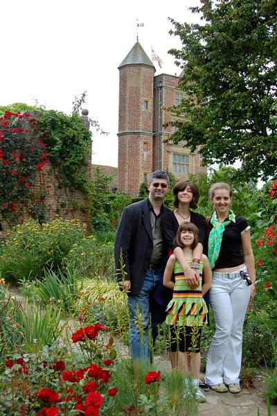 Sissinghurst Castle Gardens, Kent, England