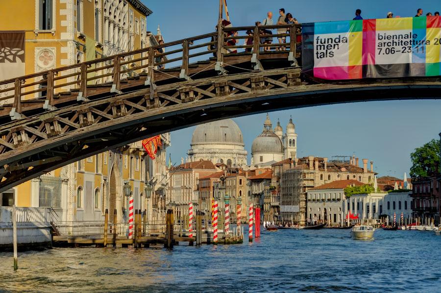 Grand Canal at Accademia Bridge, Venice