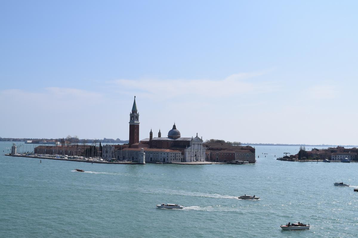 San Giorgio, Venice, Italy