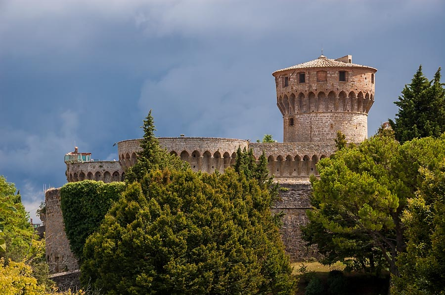 Fortezza Medicea, Volterra, Italy