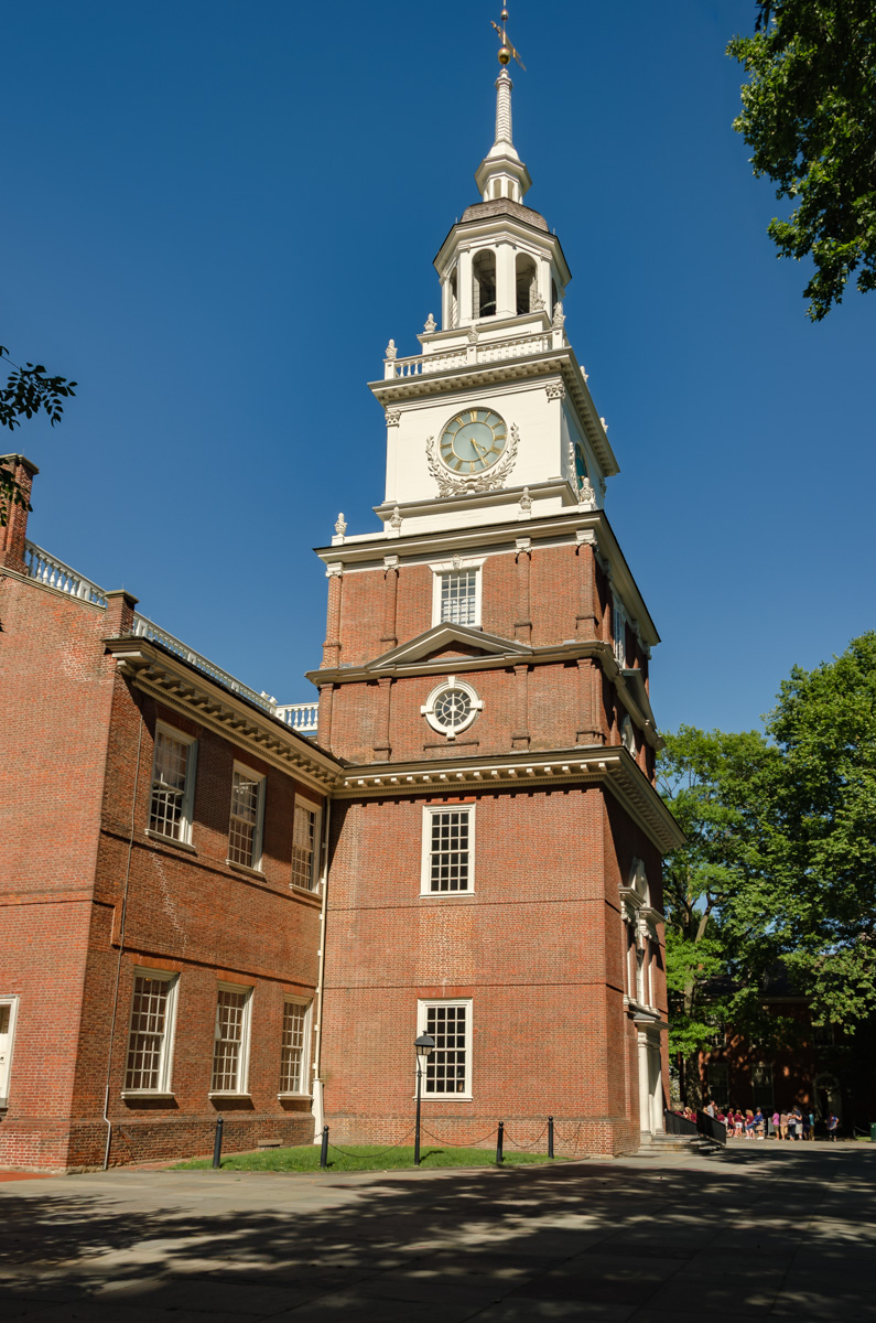Re Counting World Heritage Sites 27 Independence Hall