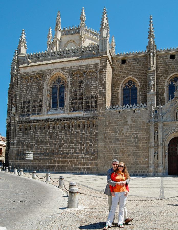 San Juan de los Reyes, Toledo, Spain