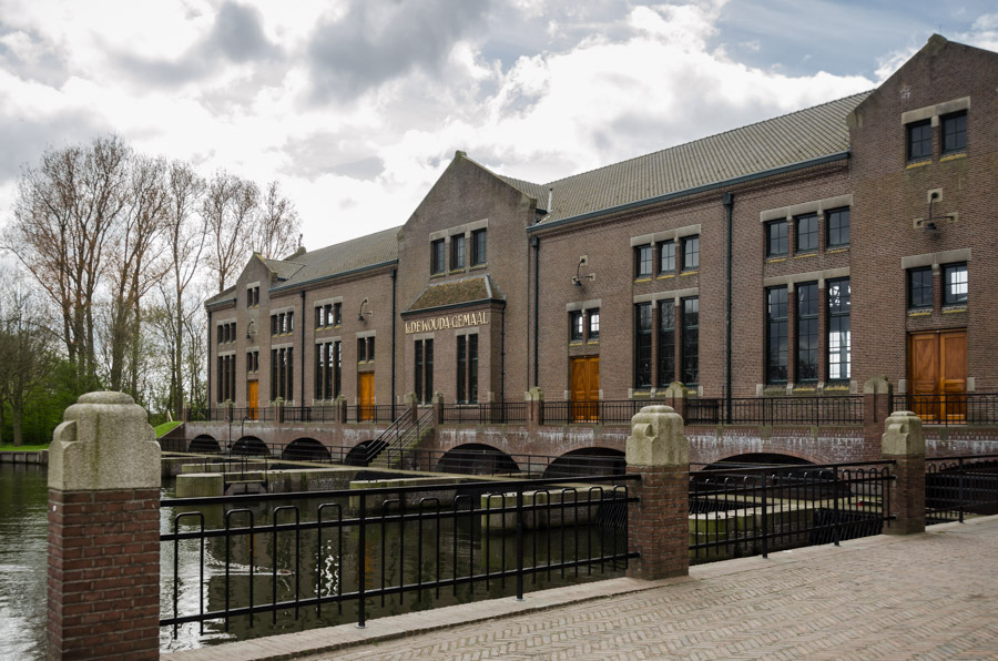 Wouda Steam Pumping Station, Lemmer, Netherlands