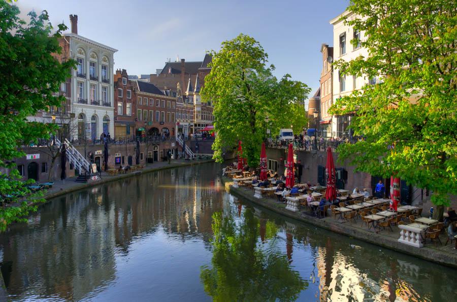 Utrecht, Netherlands - Photomatix HDR