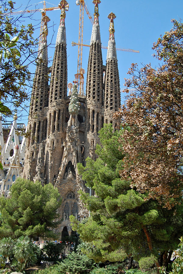 Sagrada Familia, Barcelona