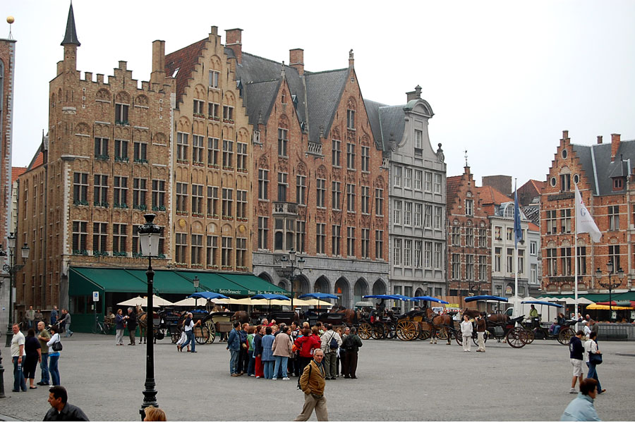 Markt, Brugge