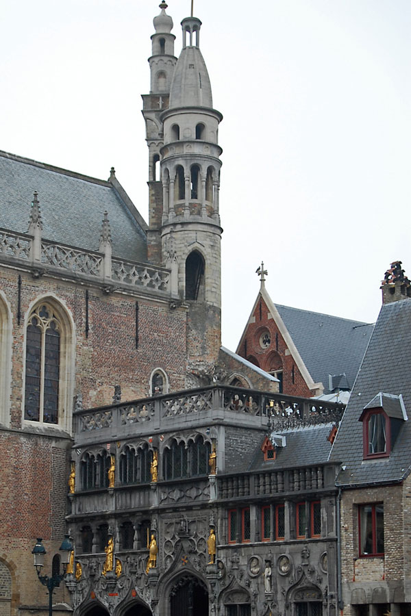 Burg, Brugge