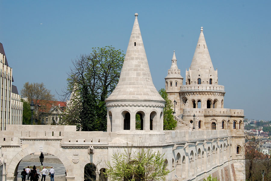 Fisherman Bastion, Budapest