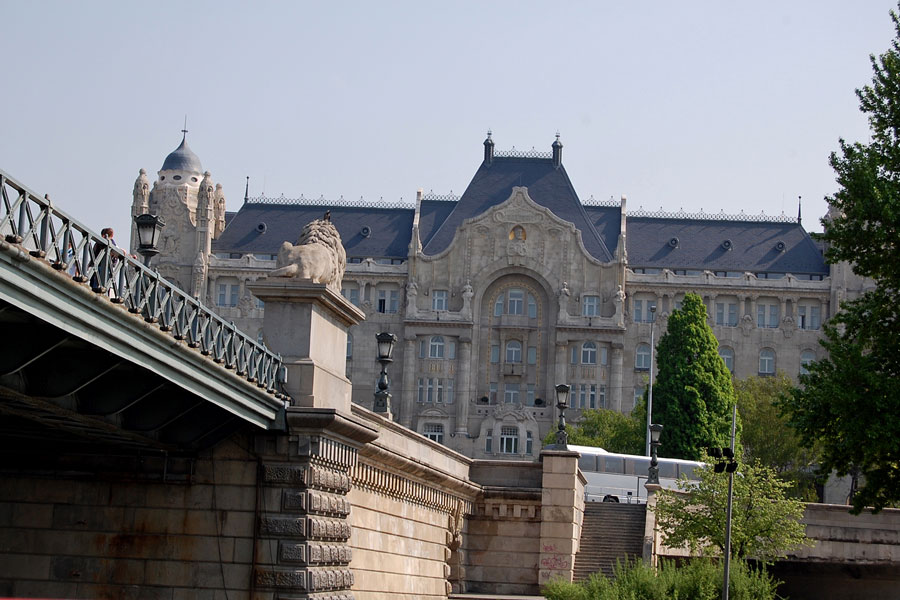 Gresham Palace, Budapest