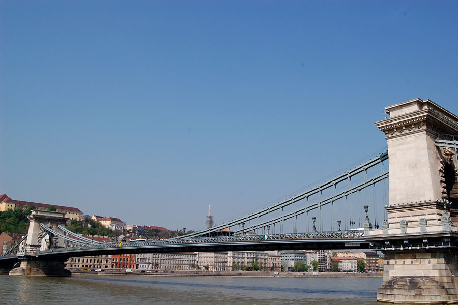 The Chain Bridge, Budapest