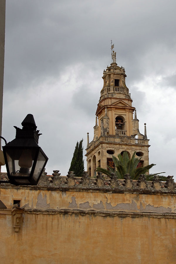 Mezquita belltower, Cordoba, Spain