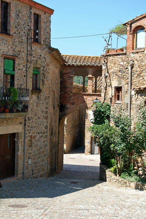 In Pubol, Costa Brava, Spain