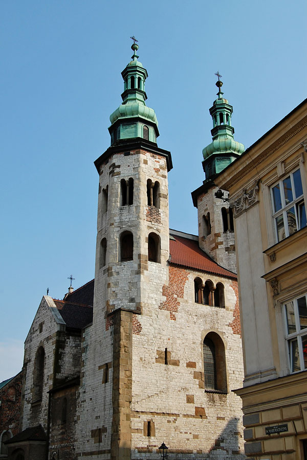 St Andrew on Grodzka, Cracow