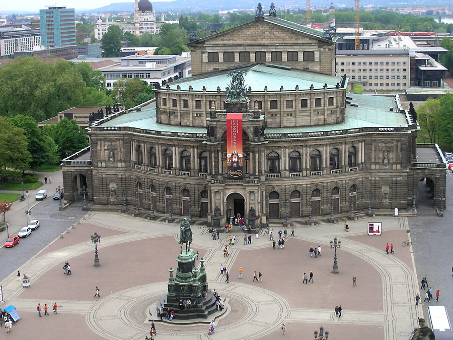 State Opera house, Dresden