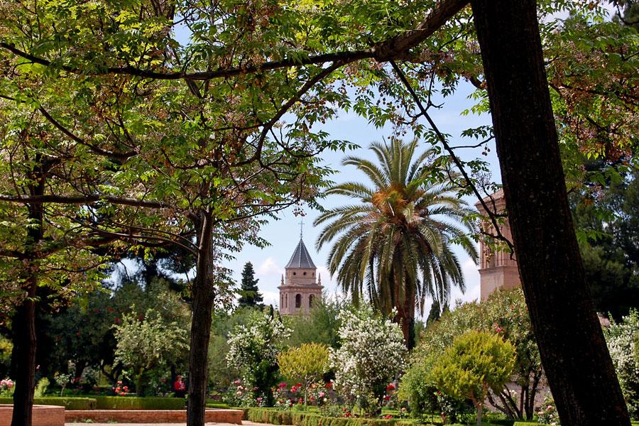 In Alhambra