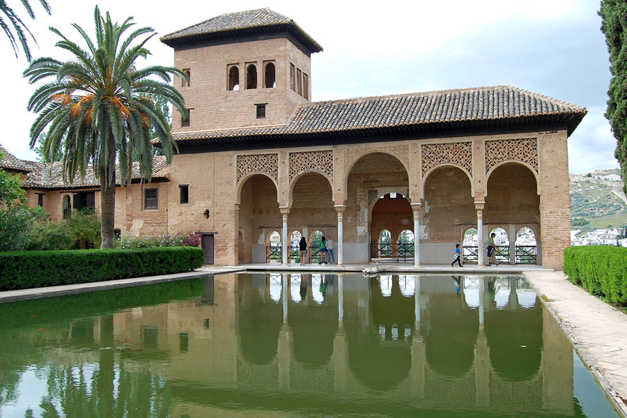Partal, Alhambra