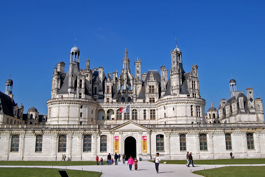 Chambord, Loire Valley