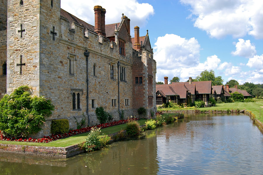 Hever Castle, Kent, England