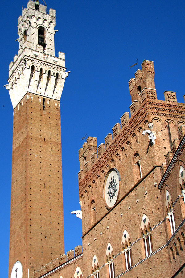 Palazzo Pubblico and Torre del Mangia, Siena