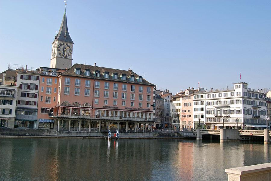 Limmat Riverside, Zurich