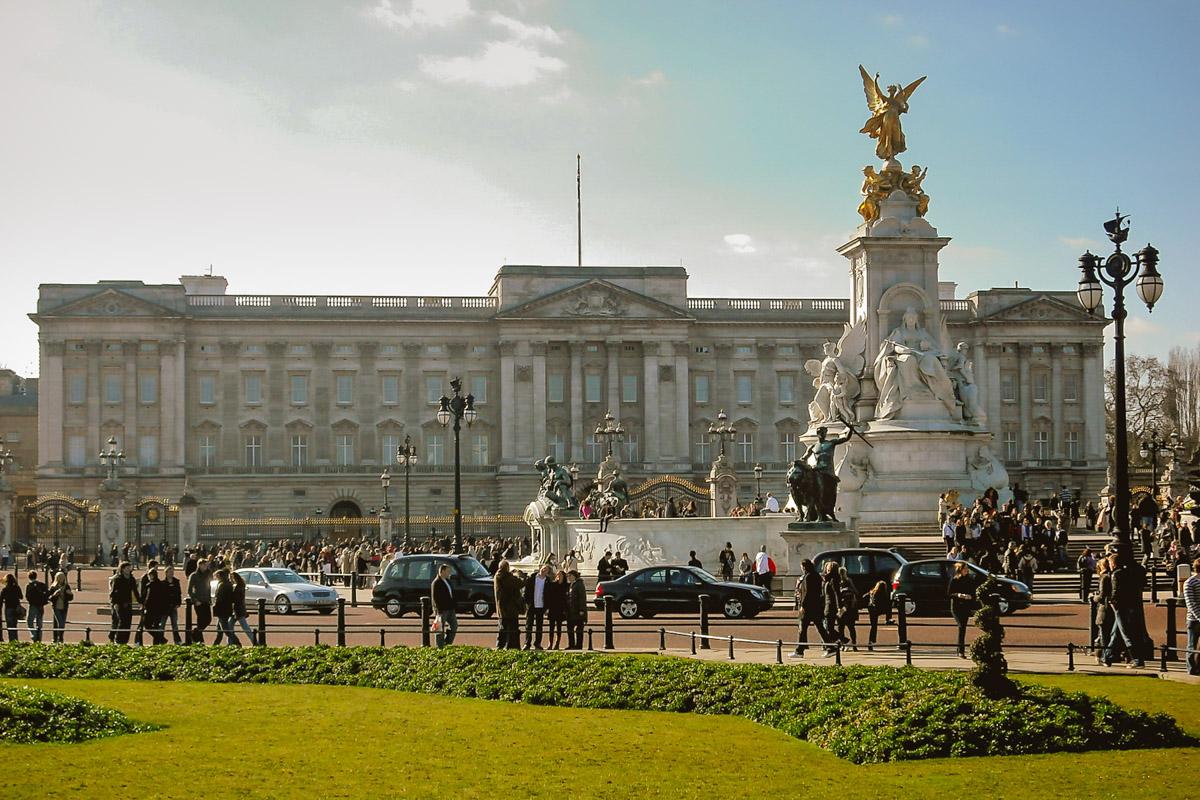 Buckinghame Palace, London