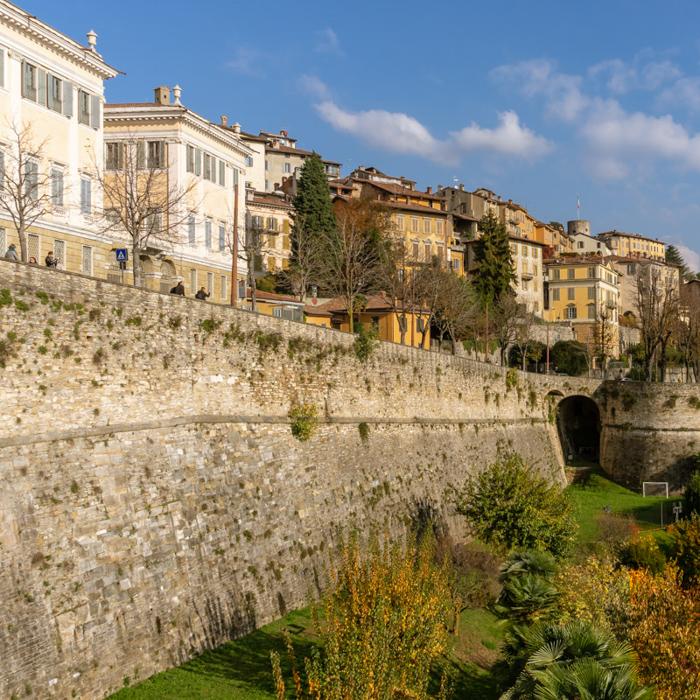 Chasing World Heritage: #118 (Venetian Fortifications at Bergamo)