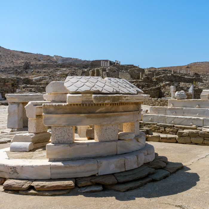 Chasing World Heritage: #112 (Delos)