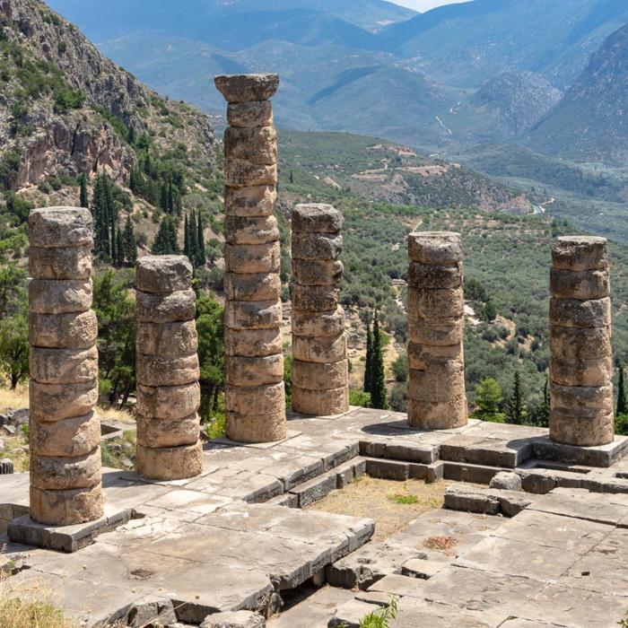 Chasing World Heritage: #115 (Delphi)