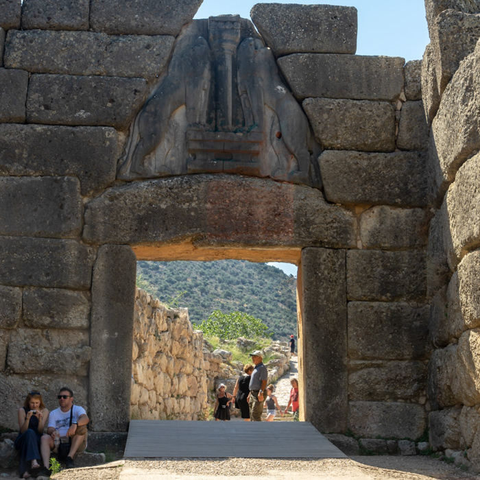 Chasing World Heritage: #116 (Mycenae)
