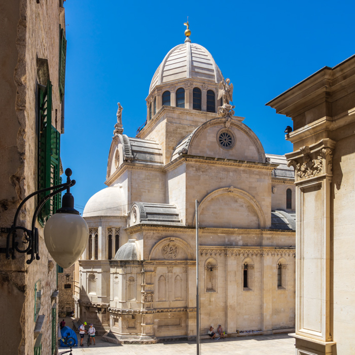 Chasing World Heritage: #131 (St James Cathedral, Sibenik)