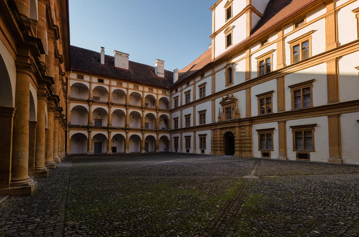 Schloss Eggenberg, Graz, Austria