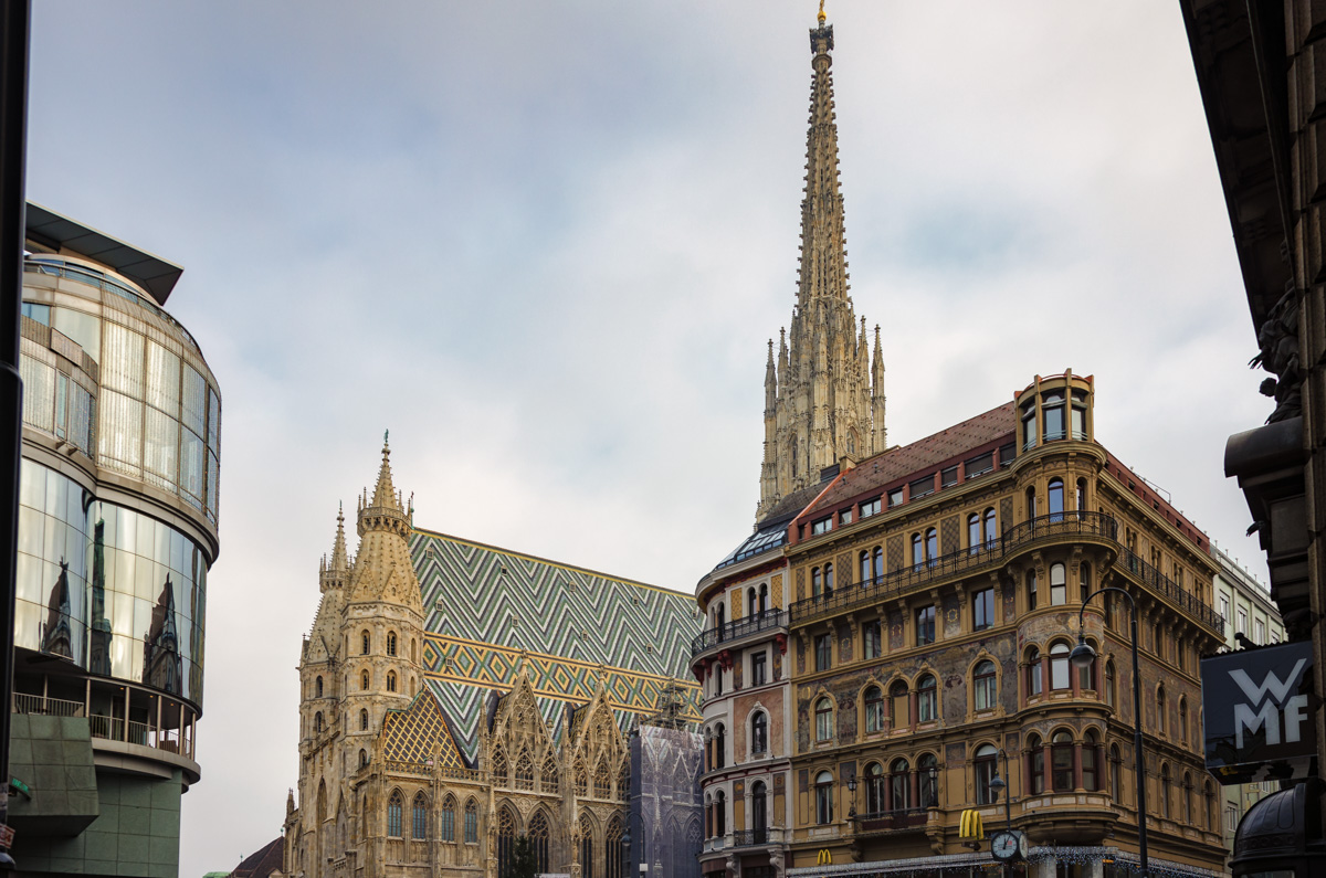 St Stephan Cathedral, Vienna