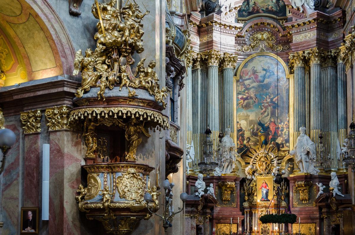 St Peterskirche, Vienna