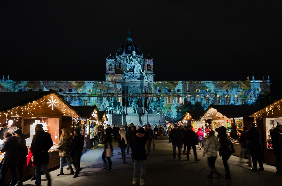 Christmas markets in Vienna