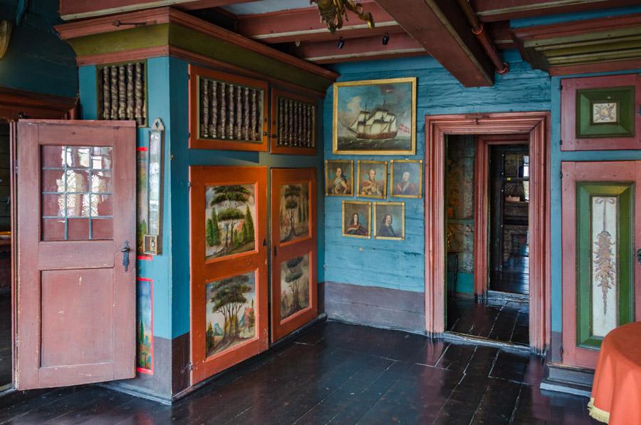 Hanseatic Museum, Bergen, Norway