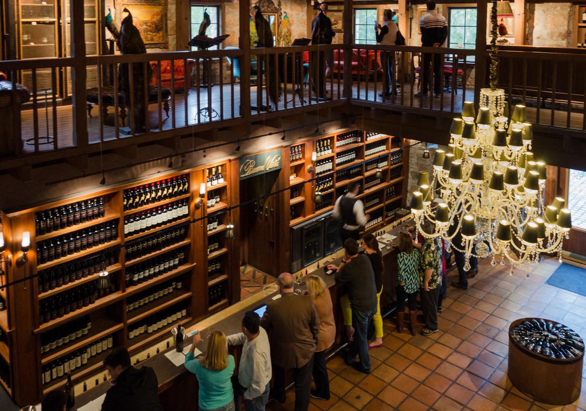 Buena Vista Winery, Sonoma Valley, California