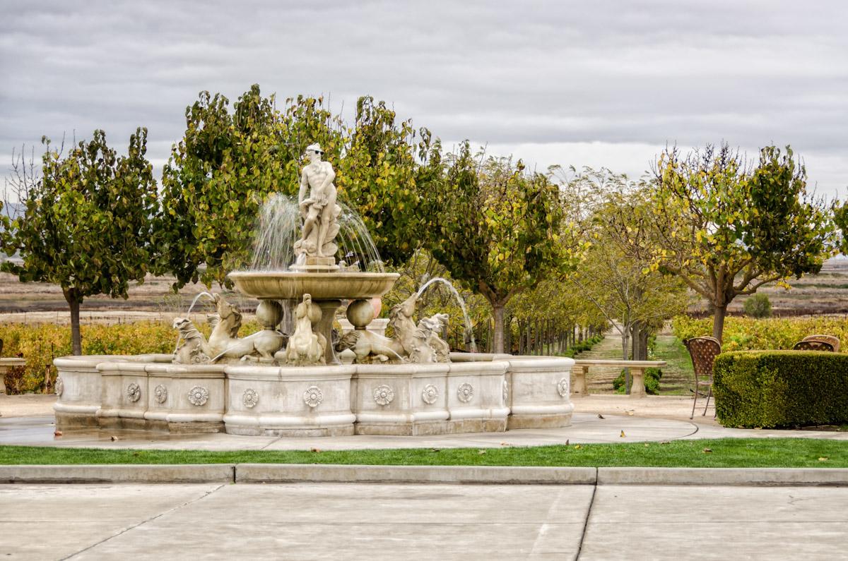 Jacuzzi Estates, Sonoma Valley, California